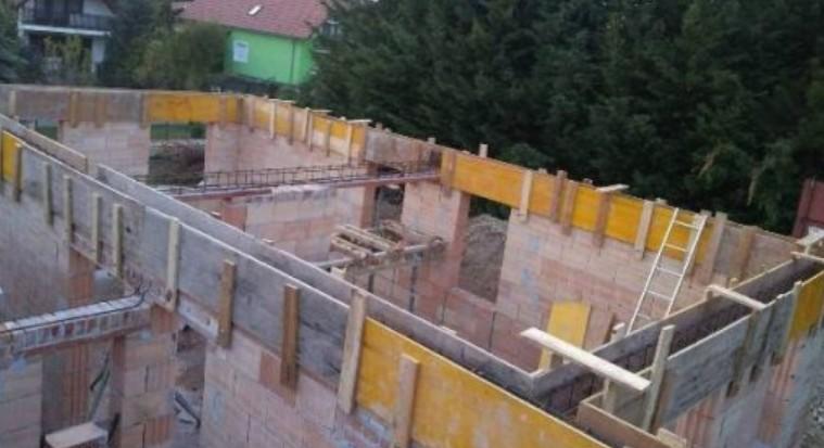 Kőműves munkák, Betonozás, Gipszkartonozás