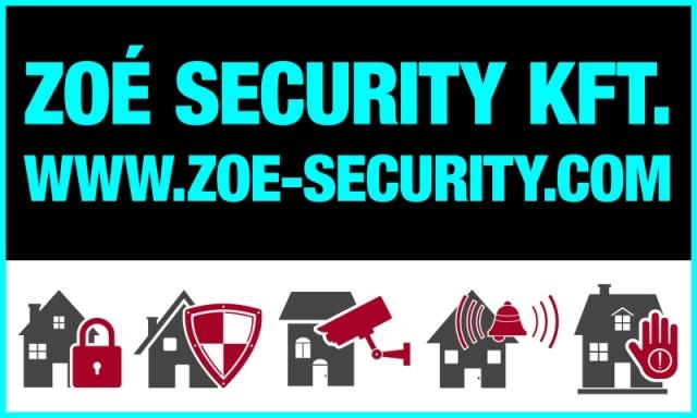 Elismert Vagyonvédelmi Szolgáltatás - ZOÉ Security Vagyonvédelmi Kft.